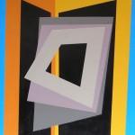 astratto geometrico acrilico 50x703