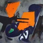 Concerto musicale olio su tela 40 x 50
