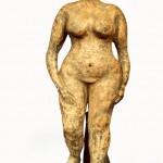 La Giunona terracotta h cm 41