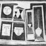La scacchiera ceramolle 176 x 208