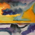 Marina velka acquerello 28 x 38
