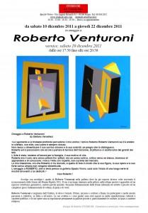 Mostra Roberto Venturoni Studio DR